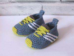 Converse Bebek Patik Yapımı - Canım Anne | 228x300