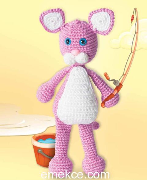Crocheted by AmigurumisFanClub!!! Free pattern: https://www ... | 587x480