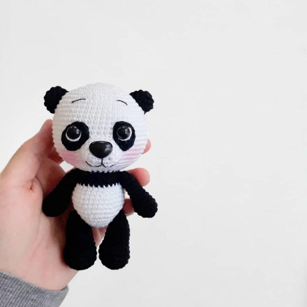 Amigurumi Türkiye-Panda Tarifi | 1024x1024