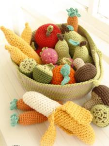 Amigurumi Crochet Toy Kiwi Free Pattern
