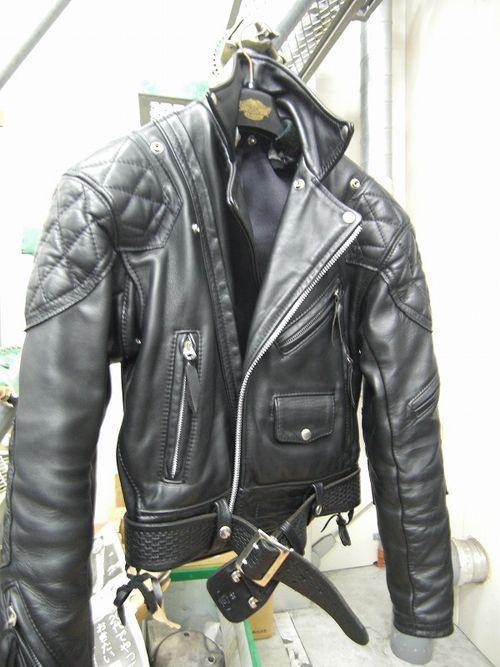 0bfcff428d8b1 Kemer sevenler için güzel bir deri ceket modeli